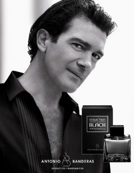 Antonio Banderas Seduction in Black deo spray