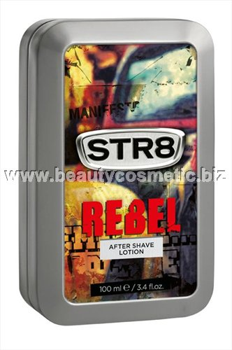 STR 8 Rebel after shave 100ml