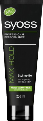 SYOSS Maxi Hold styling gel