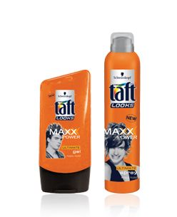 Taft Looks MAXX Power gel