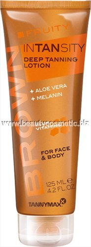 Tannymaxx Fruity Intansity Dark Bronzing Lotion