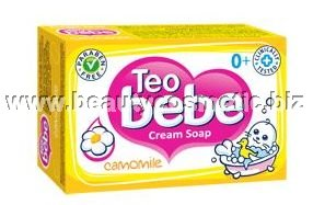 TEO bebe Cream Soap Лайка