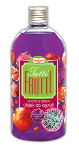 Tutti Frutti Shower foam Pomegranate & Pitahaya
