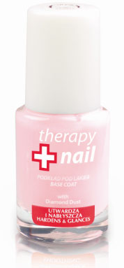 Venita Therapy Nail polish diamond base