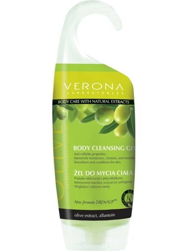 Verona Shower Gel Olive