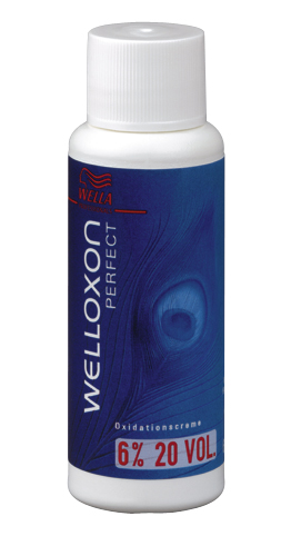 Welloxon Perfect 20 volume  Крем-оксидант 6 % 60ml