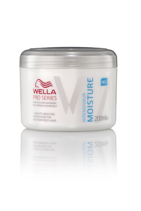 Wella Pro Series Moisture Hair Mask Beautycosmetic Online Store