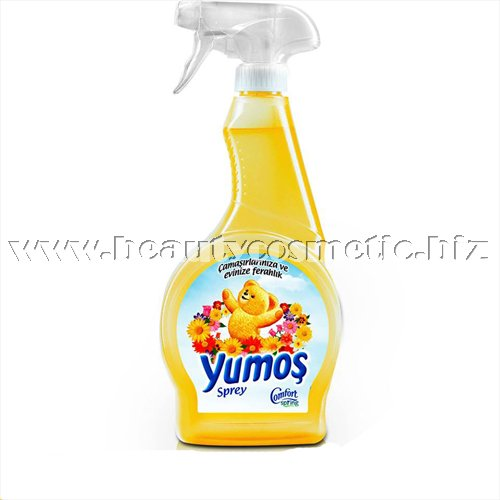 Yumos Yellow spray ароматизатор за текстил