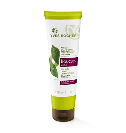 Yves Rocher Rituels Botanical conditioner for curly hair