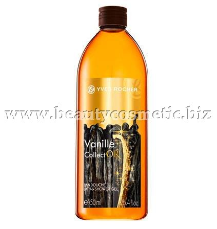 Yves Rocher Vanille Collector душ гел  750ml