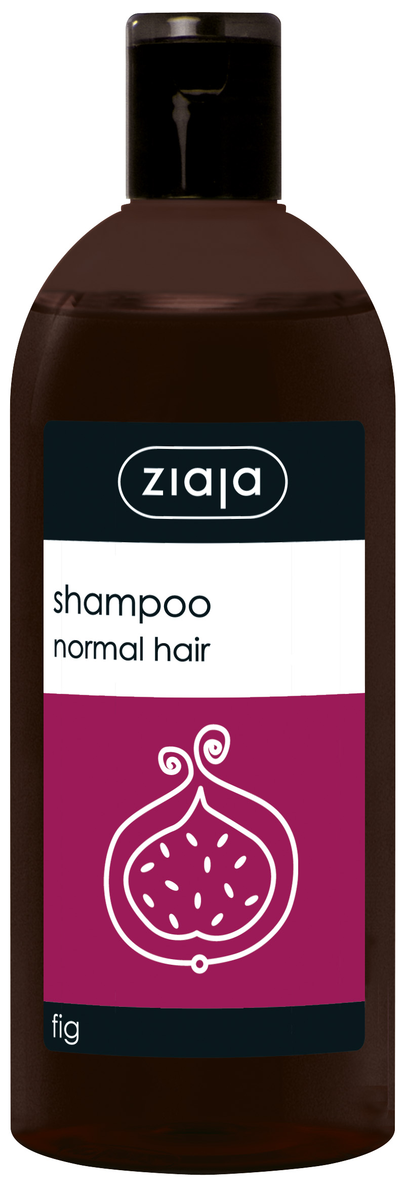 Ziaja Shampoo for normal hair with fig extract