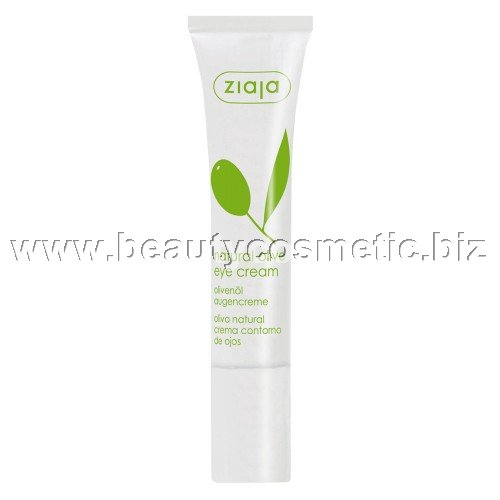 Ziaja eye contour cream with natural olive oil