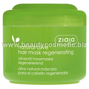 Ziaja Natural Olive Hair mask Regenerating